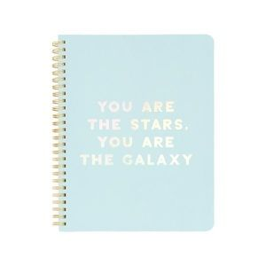 """You Are The Stars"" Ban.do Rough Draft Notebook"